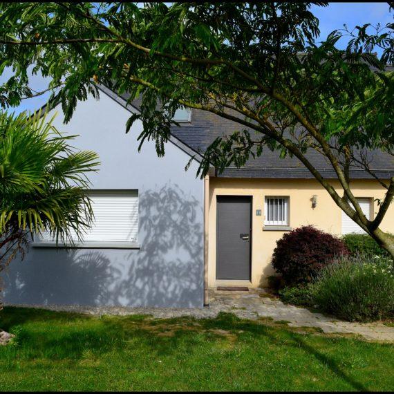 Extension maison Val d'Izé