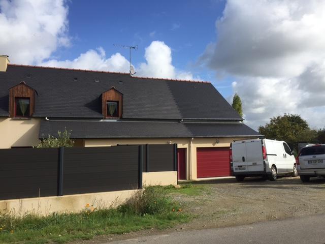 Garage bâtiment de France